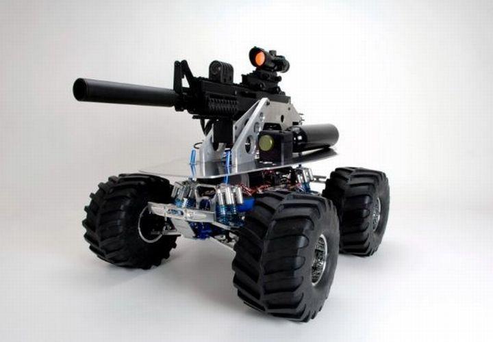 SWAT Bot