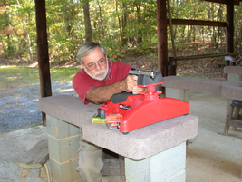 Pistol reviewer Paul Scarlata tested the pistol with three loads, including the Hornady...
