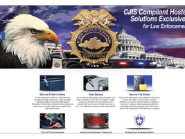 CJIS Solutions is a cloud services company that caters strictly to law enforcement. The company...