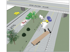 Faro's Crime Zone Version 10 makes it easy to create 2D and 3D diagrams for crash and crime...