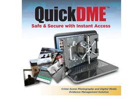 Ocean Systems' QuickDME is a secure end-to-end digital evidence asset manager that is easy to...