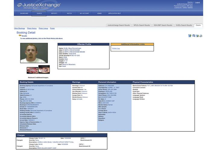 Appriss' JusticeXchange is a constantly evolving platform that offers law enforcement agencies...