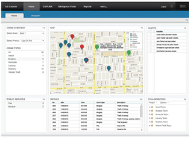 IBM acquired I2 last year and has been building momentum with crime analysts ever since. Big...