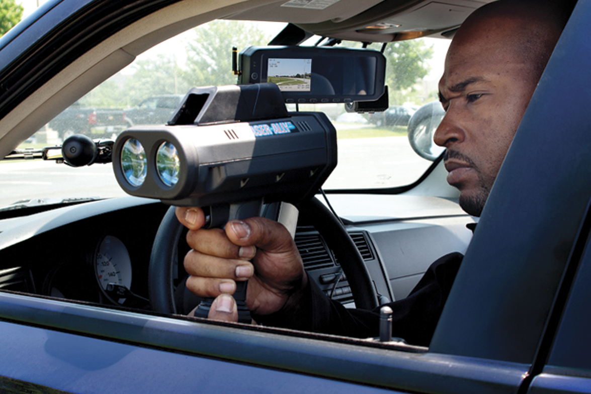 Digital Ally's Laser Ally LIDAR offers long range and battery life, as well as anti-jamming...