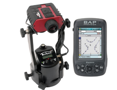 LTI's TruSpeed Sx laser with iOS and Android compatible Bluetooth syncs with a smartphone app to...
