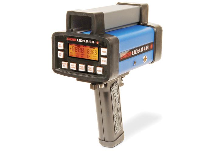 Laser Speed Guns