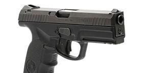 Steyr Mannlicher L9-A1 Duty Pistol Photo Gallery