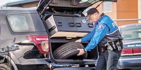Vehicle Weapons Storage