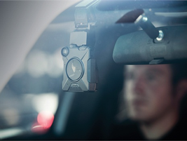 TASER has developed a new in-car video system called Axon Fleet priced at only $499. It uses...