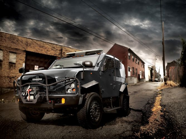 The TPV was built for urban or rural response due to its 116-inch  wheelbase (shorter than other...