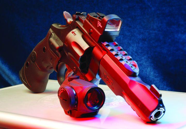S&W's 327 TRR8 Revolver