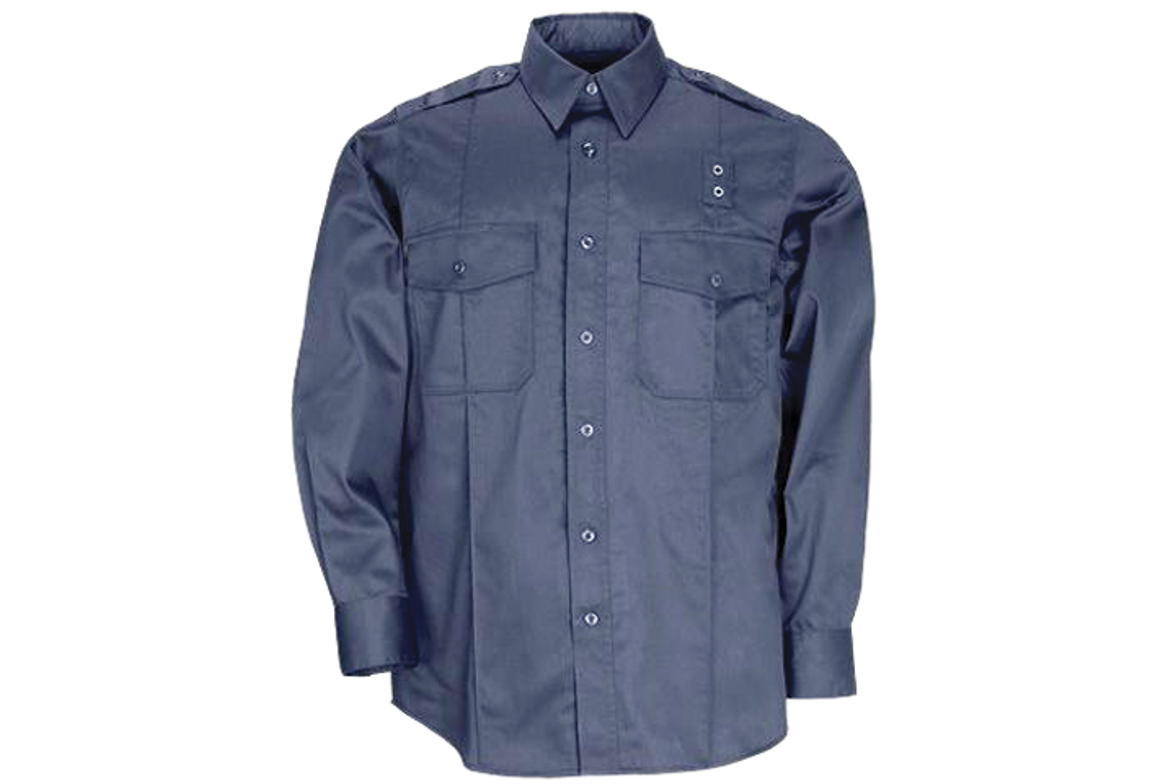The Patrol Duty Uniform (PDU) Class A Long Sleeve Twill PDU Shirt is crafted from 5.11...