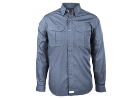 Blackhawk's utilitarian LT2 Tactical Shirt is constructed of 5.1-ounce polyester/cotton ripstop...