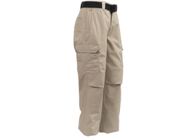 Elbeco's ADU Ripstop Duty Trousers feature a triple-stitch crotch and double-thick seat and...
