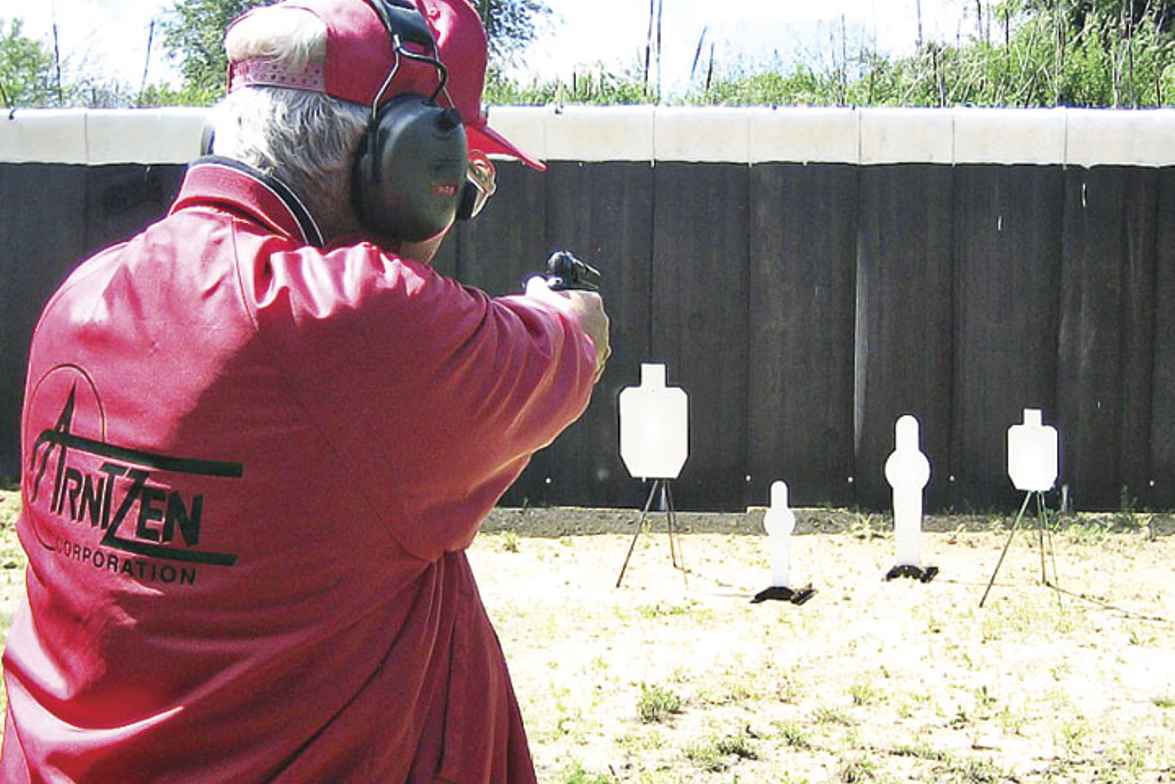 Arntzen Corp.'s alloy steel targets are ideal for training, practice, or matches. The company's...
