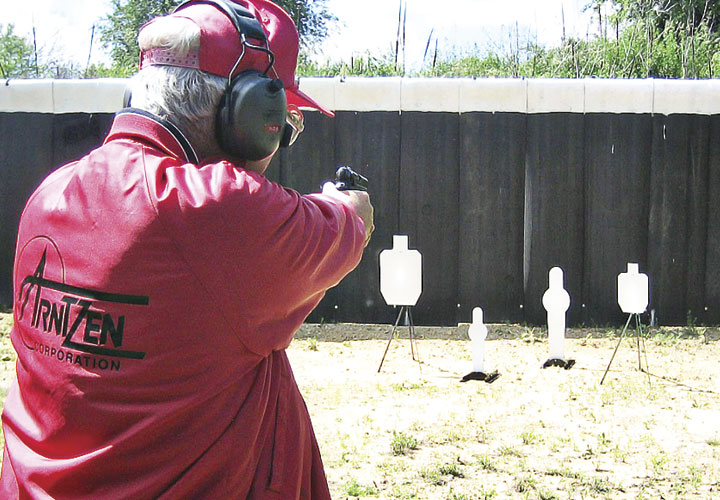 Targets and Target Systems: 2012