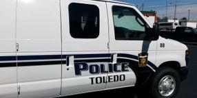 Ohio Agency's Ford Police Wagon