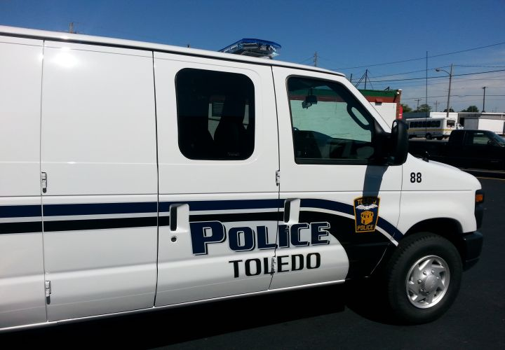 Ohio Agency's Ford Police Wagon