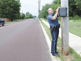 Speeding complaints are a constant. Using a Jamar Radar Recorder allows you to gather hard...
