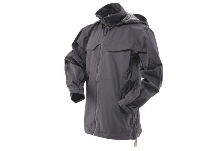 Constructed with a three-layer windproof, waterproof, breathable weathershield material, the...