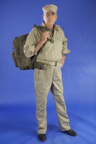 Designed with input from celebrity spokesperson Gunnery Sgt. R. Lee Ermey, USMC (Ret.) -...