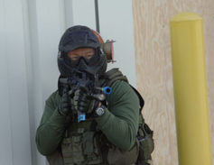 Members of the Livermore (Calif.) PD and Pleasanton (Calif.) PD also participated in Exercises...