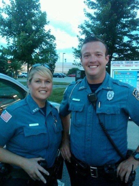 Police Valentines
