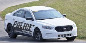 2013 Police Vehicle Testing