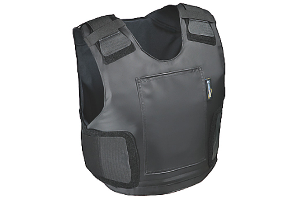 Armor Express presents the Revolution concealable carrier system.  With a lightweight microfiber...
