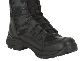 """Voodoo has developed a new 9"""" tactical boot in Desert Tan roughened suede for military and..."""