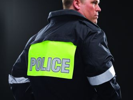 The Enforcer jacket from The Force is made from lightweight Cordura and treated with Duckback...