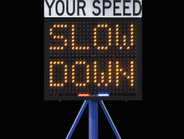 Wanco Speed Trailers are commonly deployed in locations where obeying the speed limit is...