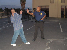Defending With Arms: An added benefit of this technique is that the suspect will be forced onto...