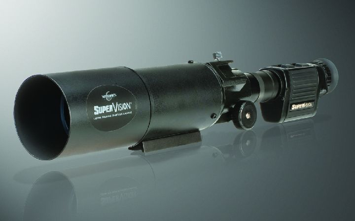 The Xenonics SuperVision is a digital CCD (charge coupled device) night vision system that...