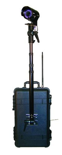The tactical surveillance systems from Zistos include pole cameras and networkable...