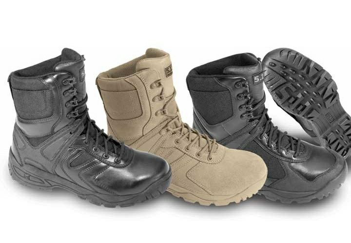 Duty Boots: 2009