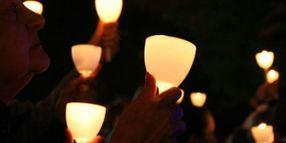 National Police Week: Candlelight Vigil