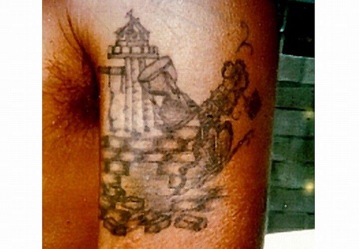 Prison and Gang Ink Symbols