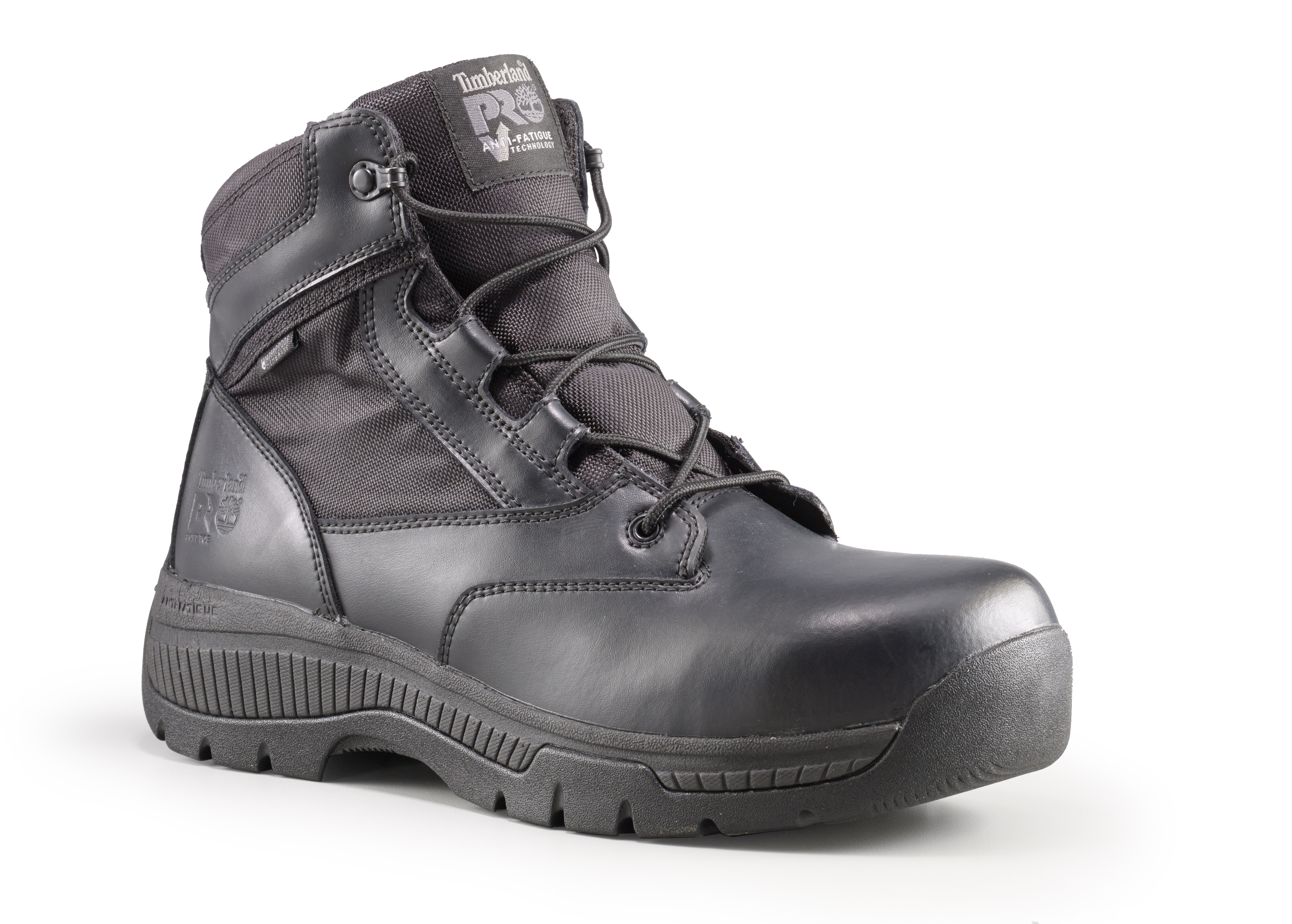 The Timberland Pro Valor series is built specifically to provide law enforcement professionals...