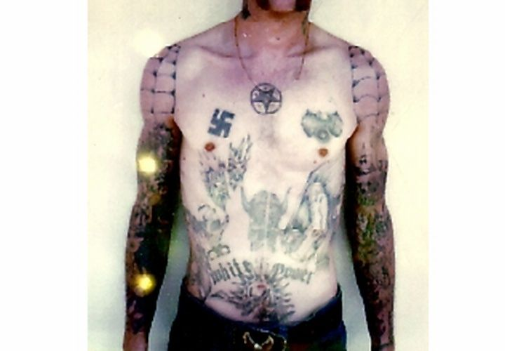 White Gang Tattoos Special Units Police Magazine Page 9