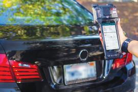 Smart Parking Enforcement Management Solution
