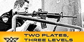 Dual Strike Face Rifle Plates