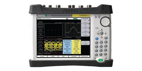 LMR Master S412E Field Analyzers