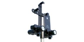 Attic-Clear Camera Rack and Extension Pole