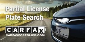Partial License Plate Search