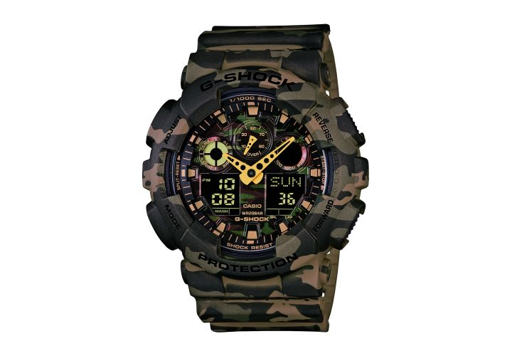 G-Shock GA100CM-5A