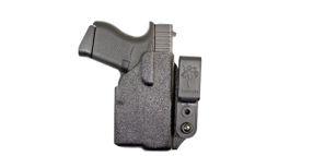 Slim-Tuk Holster for Glock 43 w/ Streamlight TLR-6