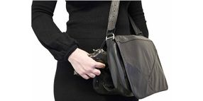 Hide and Chic Purse Holster