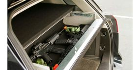 Rapid Access Weapon Lockers