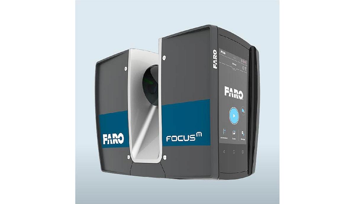 FocusM 70 Laser Scanner
